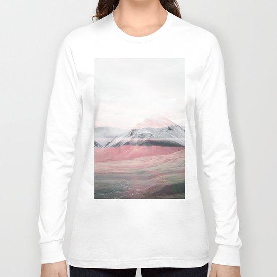 Rose Fog Long Sleeve T-shirt