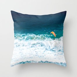 Given to Fly III Throw Pillow