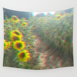 //°* FRGT H°_RS //• AMGST FL•W_RS //~°• Wall Tapestry