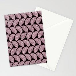 Fan on dark ground Stationery Cards