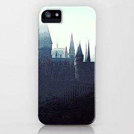 Harry Potter - Hogwarts iPhone Case
