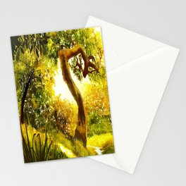 Mind's Eye - Light Stationery Cards