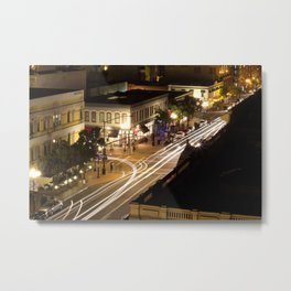 Speed of the Night Metal Print