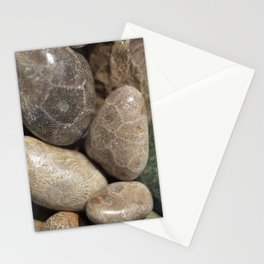 Petoskey Stones Stationery Cards