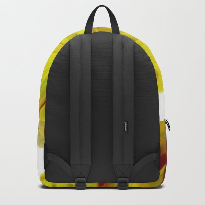 Yellow Ink Backpack