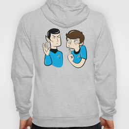 Spock You Hoody