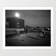 Journeys End Art Print