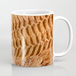 Trace of truck Coffee Mug