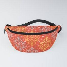 Luxury Vintage Pattern Fanny Pack