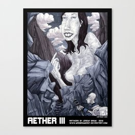 AETHER III Canvas Print