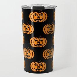Jack O Lanterns Travel Mug