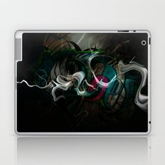 White Dragon Laptop & iPad Skin