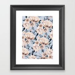 flowers 3 Framed Art Print