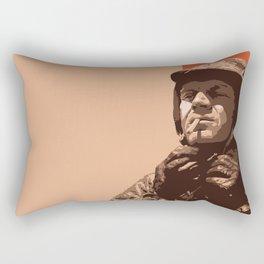 S McQueen Rectangular Pillow