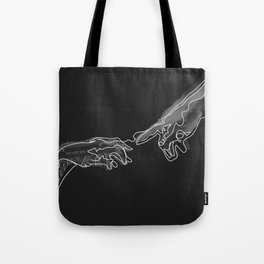 The Creation of Man II Tote Bag