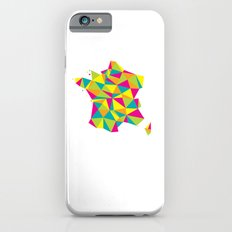 Abstract France Bright Earth iPhone 6s Slim Case