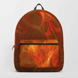 The Red Bird of death Backpack