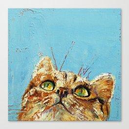 Tomcat Canvas Print
