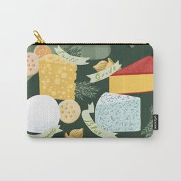 cheese board Carry-All Pouch