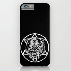 Staring wolf Slim Case iPhone 6s