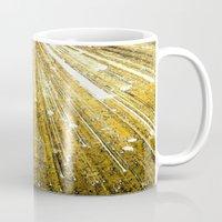 big bang Mugs featuring Big Bang by Foxxya