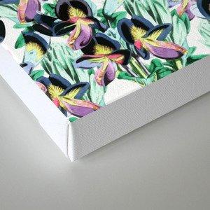 Floral Flutter #society6 #decor #buyart Canvas Print