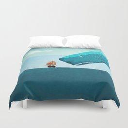 Whale Duvet Cover