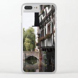 German village Clear iPhone Case