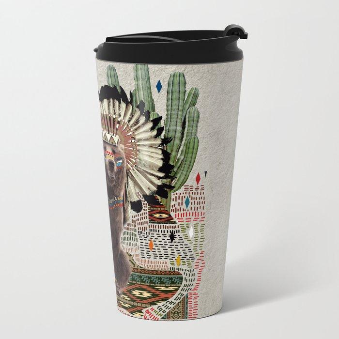 AHANU Metal Travel Mug