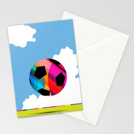 World Cup Soccer Stationery Cards