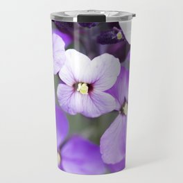 Dame's Rocket Flowering Travel Mug