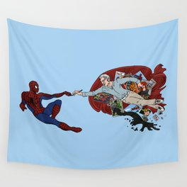 Stan The Creator  Wall Tapestry