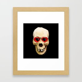 Day Of The Dead 3 by Sharon Cummings Framed Art Print
