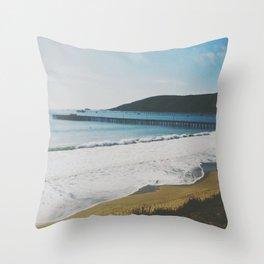 Avila Beach, CA Throw Pillow