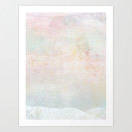 Himalayan Mist Art Print