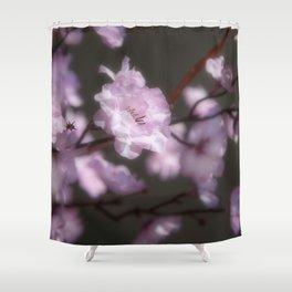Flora in Vietnam Shower Curtain