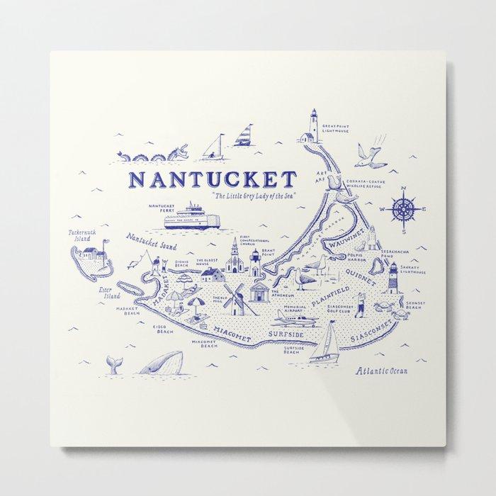 Nantucket Map Metal Print on new england map, nantucket photos, nantucket real estate, charles river map, cape cod map, hawaii map, flights to nantucket, hyannis map, suffolk county map, long island map, nantucket hotels, united states map, nantucket airlines, west indies map, nantucket tourism, maine map, martha's vineyard map, town of nantucket, north carolina map, newport map, block island map, plymouth map, connecticut shore map, boston map, nantucket vacation rentals, south carolina map, massachusetts map, nantucket.net, hudson ma on map, billingsgate island map, nantucket attractions, nantucket guide,