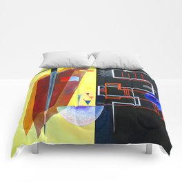 Wassily Kandinsky Inner Alliance Comforters