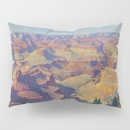 Grand Canyon Landscape Painting by William R. Leigh Pillow Sham