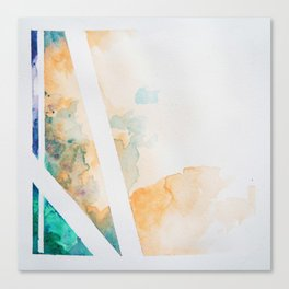Clouded Judgement No. 2 Canvas Print