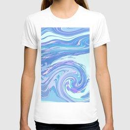 BLUE MIX T-shirt