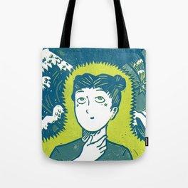 nagareboshi Tote Bag