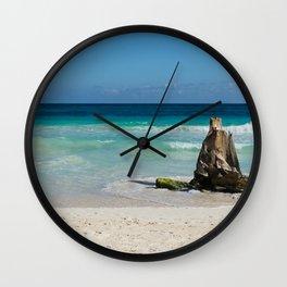 Be Tulum Wall Clock