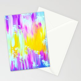 Sunshine after rain Stationery Cards
