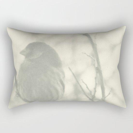 Subtlety Rectangular Pillow