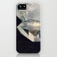 Crystal and Clear iPhone (5, 5s) Slim Case