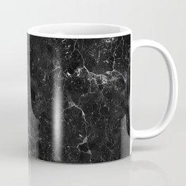 Black faux marble Coffee Mug
