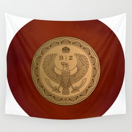 THE RUBY PRINCE Wall Tapestry