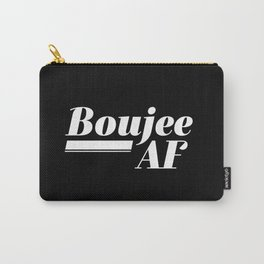 Boujee AF Carry-All Pouch