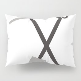 shovel and pickaxe Pillow Sham